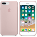 Чехол iPhone 8 Plus/7 Plus - Silicone Case - Pink Sand (MQH22)