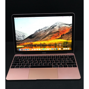 "Apple MacBook 12"" Rose Gold (MMGL2) 2016 1,2 - 2,7 ГГц/ 8Gb/ SSD 256Gb б/у"