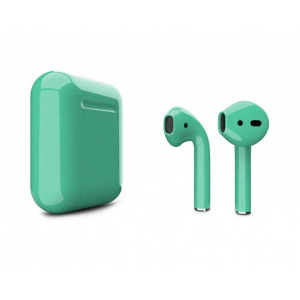 Наушники Apple AirPods 2 with Fairy Wing (612a5) Gloss Charging Case (MV7N2) 2019