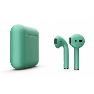 Наушники Apple AirPods 2 with Fairy Wing (612a5) Matte Charging Case (MV7N2) 2019