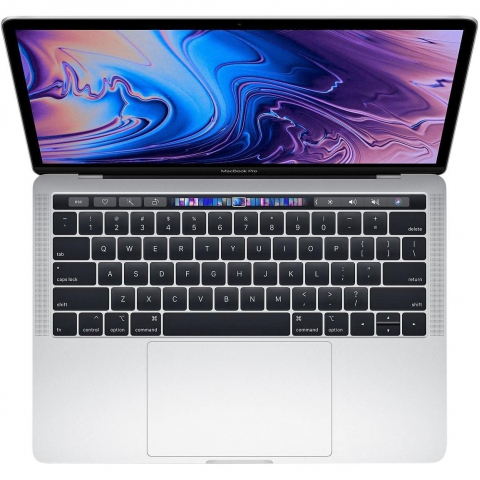 "Ноутбук Apple MacBook Pro 13"" Silver 2018 (MR9V2)"