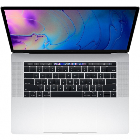 "Ноутбук Apple MacBook Pro 15"" Silver 2018 (MR962)"