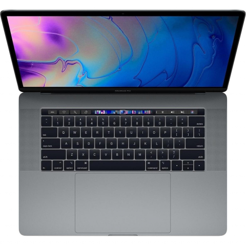 "Ноутбук Apple MacBook Pro 15"" Space Grey 2018 (MR942)"