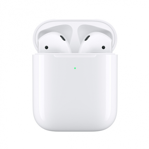 Наушники Apple AirPods 2 with Wireless Charging Case (MRXJ2) 2019