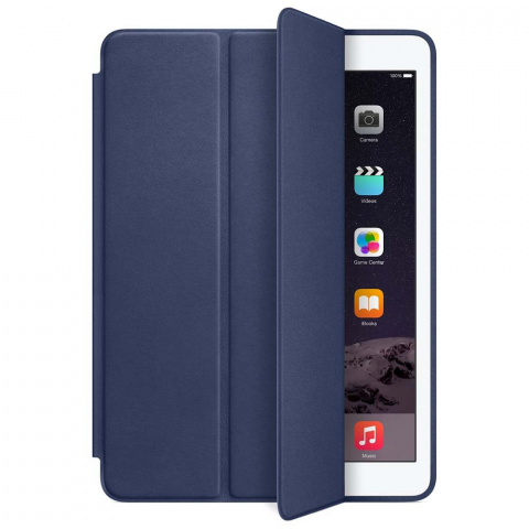 Чехол-книжка Apple Smart Case iPad 2/3/4 Midnight Blue copy(A)
