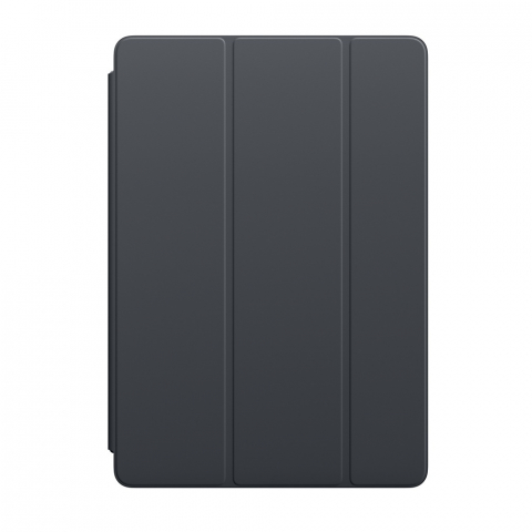 Чехол Apple Leather Smart Cover серый (MPU82) для iPad Pro 10.5""