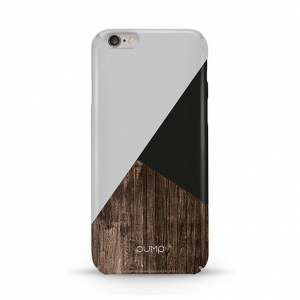 Чехол Pump Tender Touch Case for iPhone 6 Plus/6S Plus Tree on Black