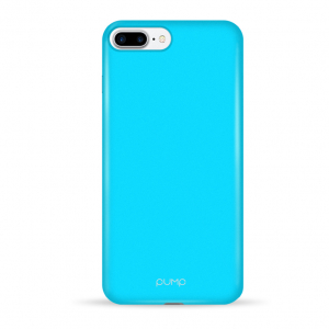Чехол Pump Acid Case For iPhone 8 Plus/7 Plus Blue