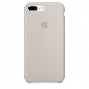 Чехол Apple Silicone Case iPhone 8 Plus/7 Plus Pebble copi(A)