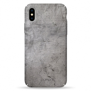 Чехол Pump Tender Touch Case for iPhone XS Max Stone Texture
