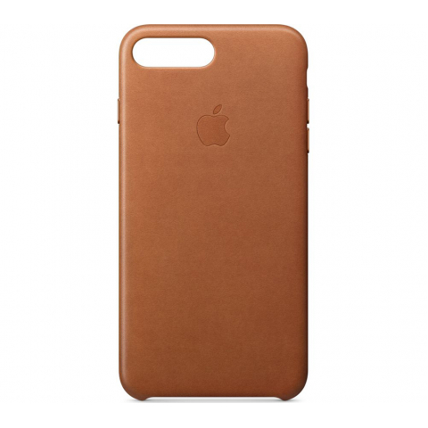 Чехол Apple iPhone 7/8 Leather Case Saddle Brown (MMY22)