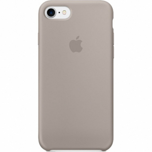 Чехол Apple Silicone Case iPhone 8/7  Stone copi(A)