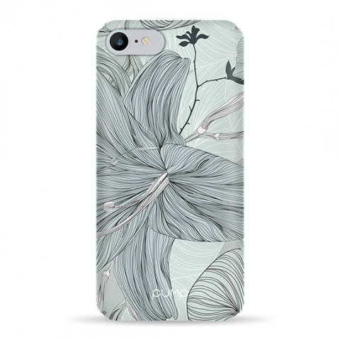 Чехол Pump Tender Touch Case for iPhone 8/7 Lilies