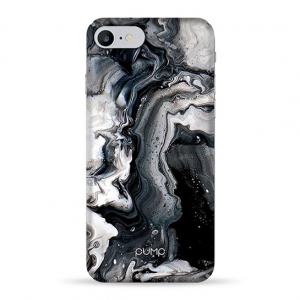 Чехол Pump Plastic Fantastic Case for iPhone 8/7 Black Marble