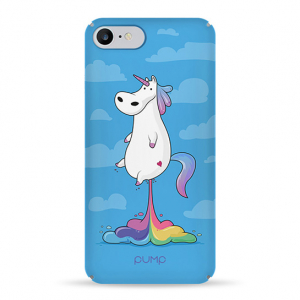 Чехол Pump Tender Touch Case for iPhone 8/7 Soaring Unicorn