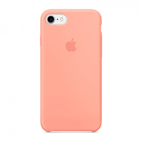 Чехол Apple Silicone Case iPhone 8/7 Flamingo copi(A)