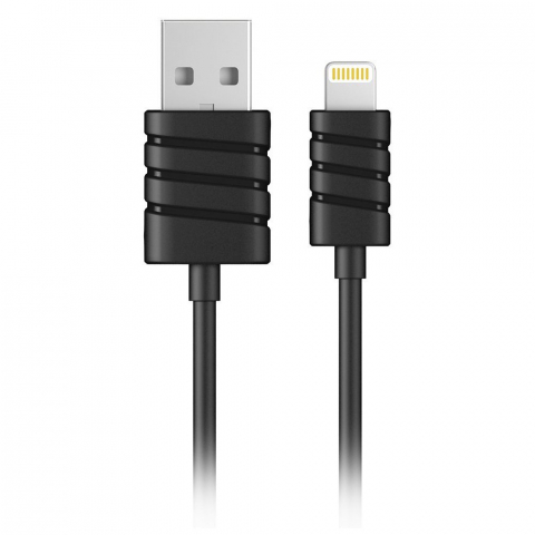 Кабель Micro-USB iWalk черный