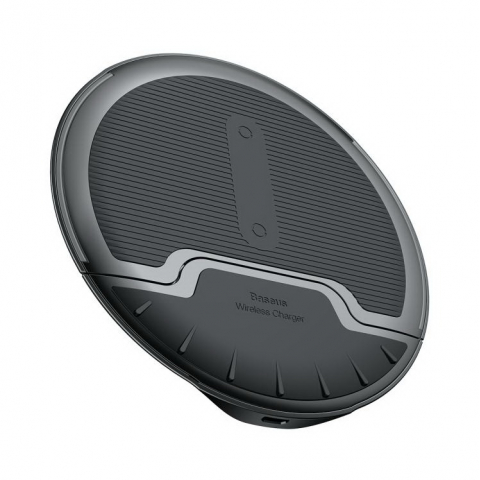 Беспроводное ЗУ Baseus Foldable Multifunction Wireless Charger черное