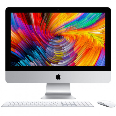Компьютер Apple iMac 21.5'' 4K MNDY2 (2017) (i5 3.0 GHz/8GB RAM/1TB HDD/Radeon Pro 555 2GB)