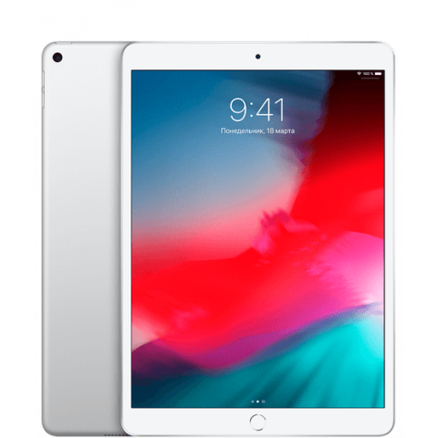 Apple iPad Air Wi-Fi 256GB Silver 2019 (MUUR2)
