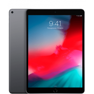 Apple iPad Air Wi-Fi + LTE 64GB Space Gray 2019 (MV152, MV0D2)
