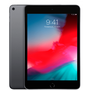 Apple iPad mini 5 Wi-Fi 64GB Space Gray 2019 (MUQW2)