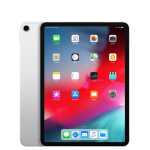 Apple iPad Pro 11 Wi-Fi + Cellular 256GB Silver (MU172, MU1D2) 2018