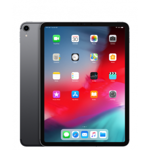 Apple iPad Pro 11 Wi-Fi + Cellular 64GB Space Gray (MU0M2, MU0T2) 2018