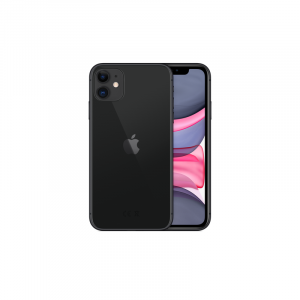 Смартфон Apple iPhone 11 64GB Black (MWLT2)