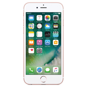 Apple iPhone 6s 32GB Rose Gold (MN122) б.у (A)