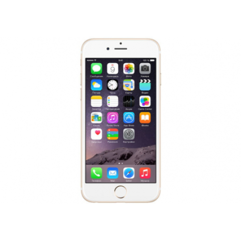 Apple iPhone 6 128GB Gold б.у (A)