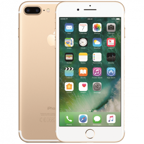 Смартфон Apple iPhone 7 Plus 128GB Gold (MN4Q2)