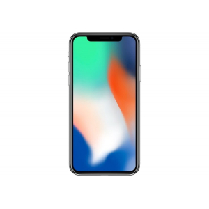 Apple iPhone X 256GB Silver (MQAG2) б.у (A)