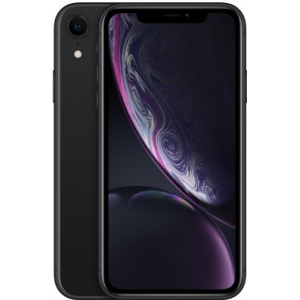 Смартфон Apple iPhone XR Dual Sim 128GB Black (MT192)