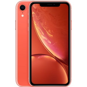 Смартфон Apple iPhone XR 128GB Coral (MRYG2)