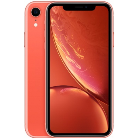 Смартфон Apple iPhone XR Dual Sim 256GB Coral (MRYP2)