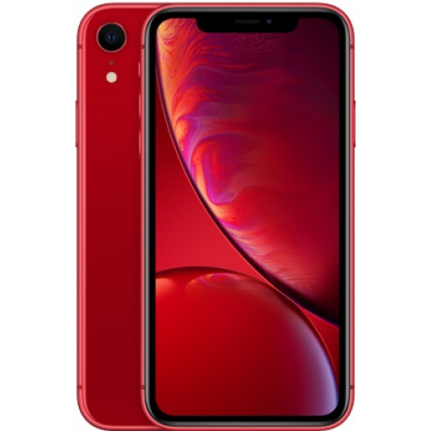 Смартфон Apple iPhone XR Dual Sim 128GB Product Red (MT1D2)