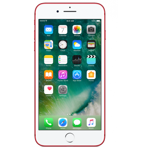 Apple iPhone 7 128GB RED (MPRL2) б.у (A)