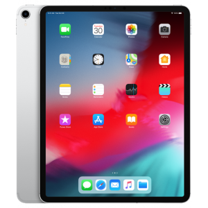 Apple iPad Pro 12.9 (2018) Wi-Fi + Cellular 64GB Silver (MTHP2, MTHU2)