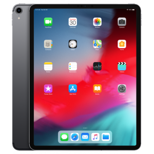 Apple iPad Pro 12.9 (2018) Wi-Fi + Cellular 256GB Space Gray (MTHV2, MTJ02)
