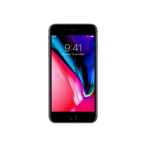 Apple iPhone 8 64GB Space Gray (MQ8G2) б.у (B)