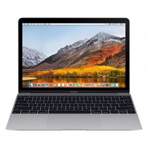 "Ноутбук Apple MacBook 12"" 256GB Space Grey (MNYF2) 2017"