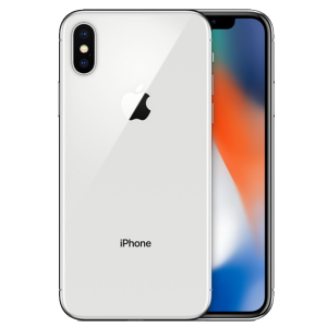Смартфон Apple iPhone X 64GB Silver (MQAD2)