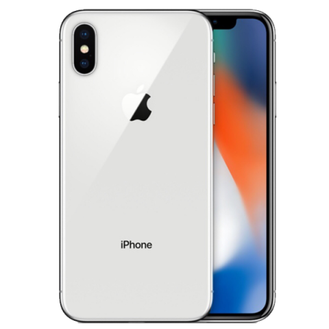 Смартфон Apple iPhone X 256GB Silver (MQAG2) CPO